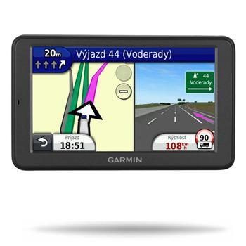 Garmin dezl 560LMT mapy 45 států nüMaps Lifetime   Navigace pro nákladní auta