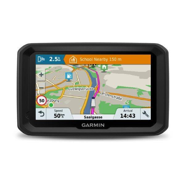 Garmin dezl 580LMT-D + mapy 45 států Evropy + nüMaps Lifetime | Navigace pro nákladní auta