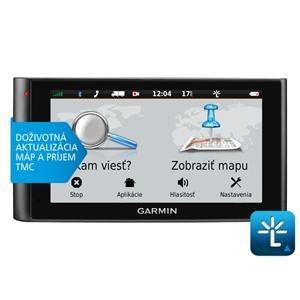 Garmin dezlCam LMT + mapy 45 států Evropy + nüMaps Lifetime   Navigace pro nákladní auta