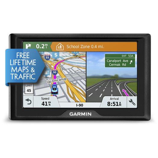 Garmin Drive 51 LMT-S + mapy 45 států Evropy + nüMaps Lifetime