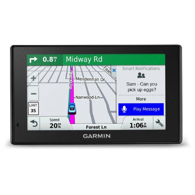 Garmin DriveSmart 5 Plus MT-S + mapy 45 států Evropy