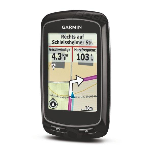 Garmin EDGE 810 HR CAD, Europe Kč Topo, pulzoměry snímač rychlosti kadence   Navigace na kolo
