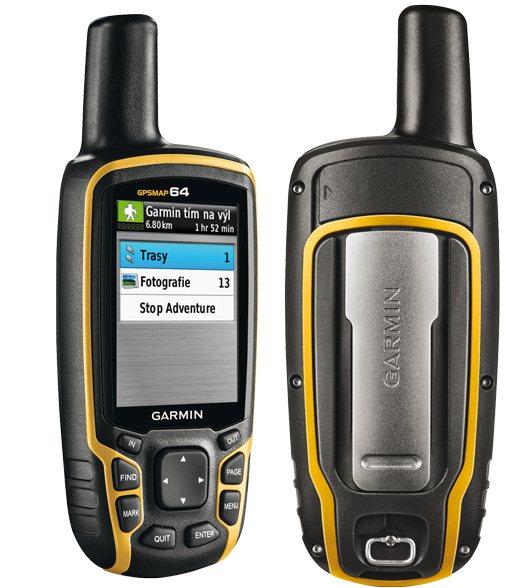 Garmin GPSMAP 64 CS TOPO CASHBACK 39 EUR
