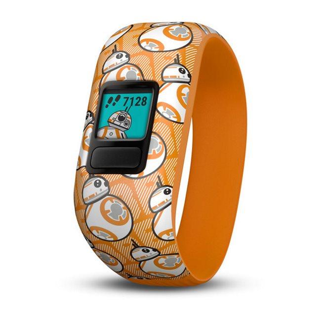 Garmin Vivofit Junior 2, BB-8 (stretchy) | Monitor aktivity pro Vaše dítě