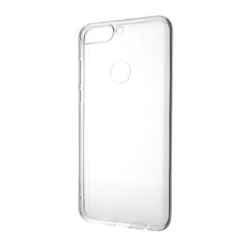 Gelové TPU pouzdro Fixed pro Honor 7C, Transparent