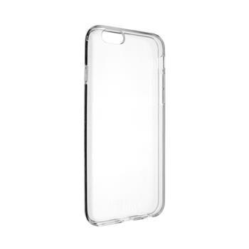 Gelové TPU pouzdro Fixed pro Huawei Apple iPhone 7/8, Transparent