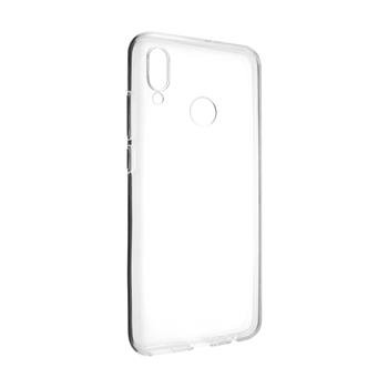 Gelové TPU pouzdro Fixed pro Huawei P Smart (2019), Transparent