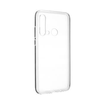 Gelové TPU pouzdro Fixed pro Huawei P20 Lite (2019), Transparent