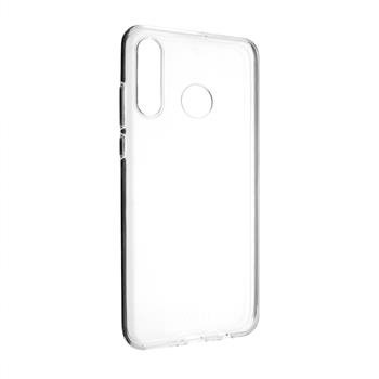 Gelové TPU pouzdro Fixed pro Huawei P30 Lite, Transparent