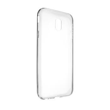 Gelové TPU pouzdro Fixed pro Samsung Galaxy J3 (2017), Transparent