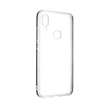 Gelové TPU pouzdro Fixed pro Xiaomi Redmi 7, Transparent