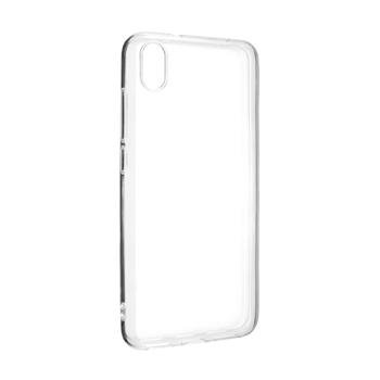 Gelové TPU pouzdro Fixed pro Xiaomi Redmi 7A, Transparent
