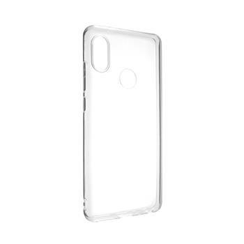 Gelové TPU pouzdro Fixed pro Xiaomi Redmi Note 6 Pro, Transparent