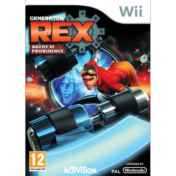 Generator Rex: Agent of Providence Wii