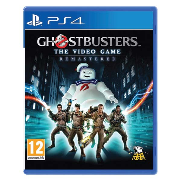 Ghostbusters: The Video Game (Remastered)
