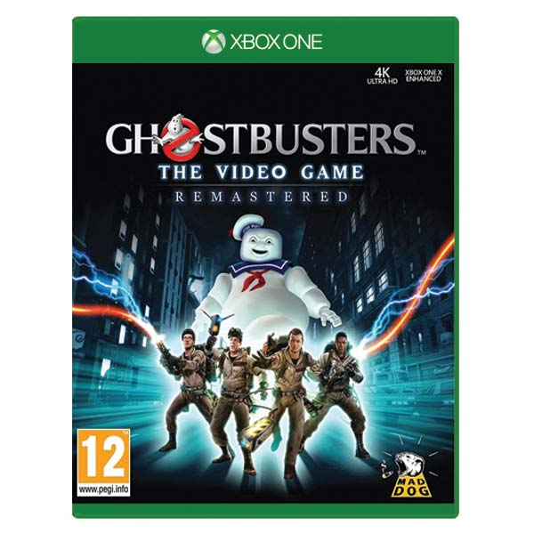 Ghostbusters: The Video Game (Remastered) XBOX ONE