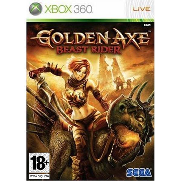 Golden Axe: Beast Rider XBOX 360