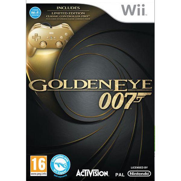 GoldenEye 007 (Collector's Edition ) Wii