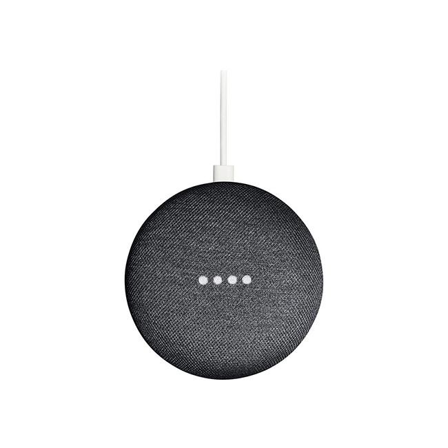 Google Home Mini, čierna