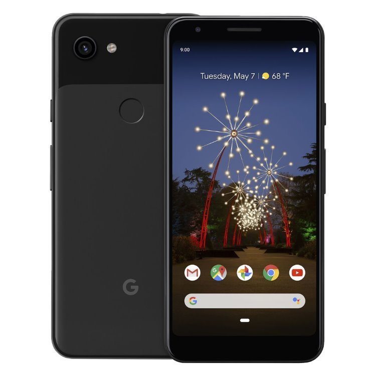 Google Pixel 3a XL, 4/64 GB, Just Black