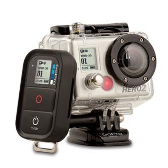 GoPro Wi-Fi BacPac-Wi-Fi připojení ke kameře
