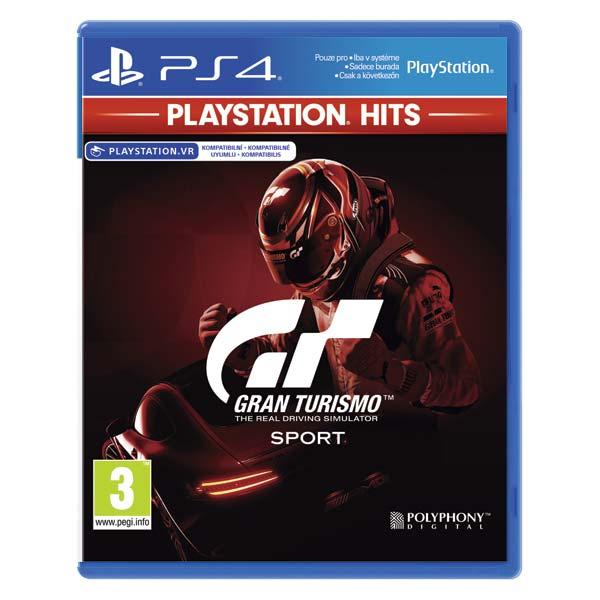 Gran Turismo Sport CZ PS4
