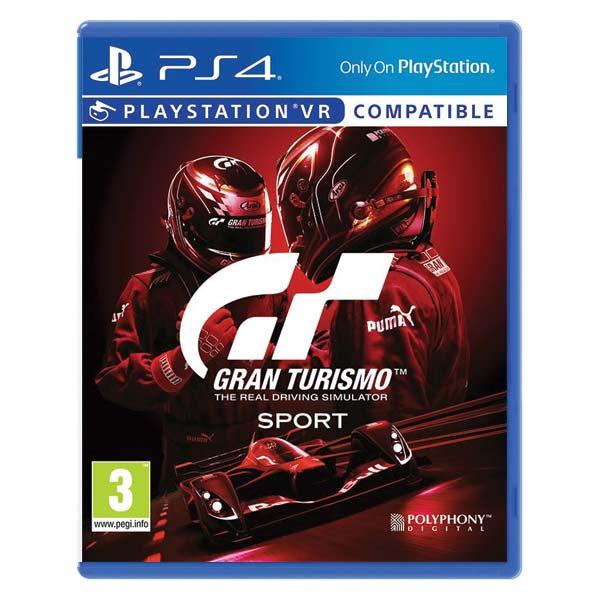 Gran Turismo Sport: Spec II CZ PS4