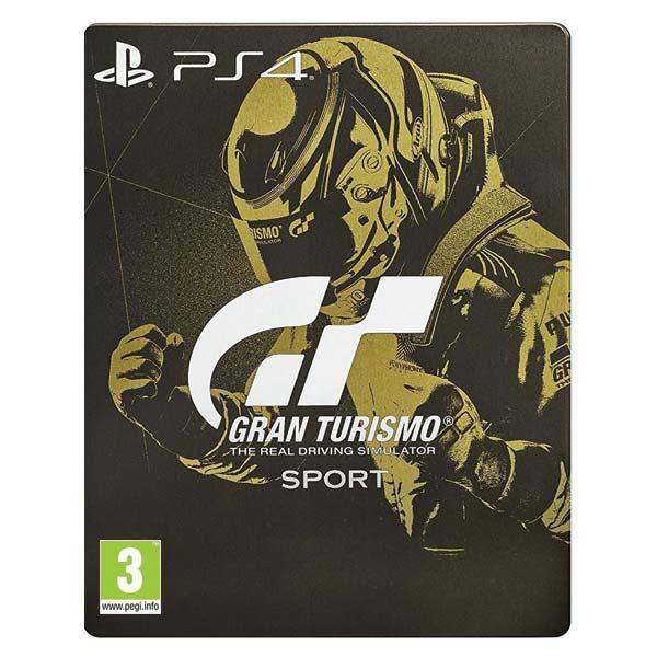 Gran Turismo Sport (Steelbook Edition) PS4
