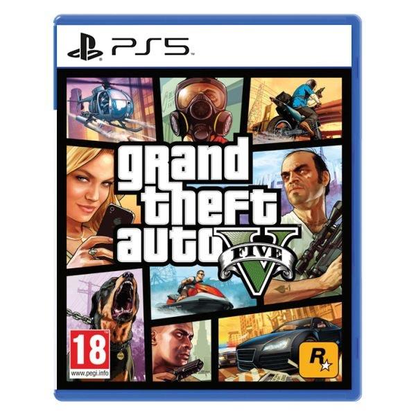 Grand Theft Auto 5 (PlayStation 5 Edition)