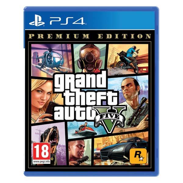 Grand Theft Auto 5 (Premium Edition)
