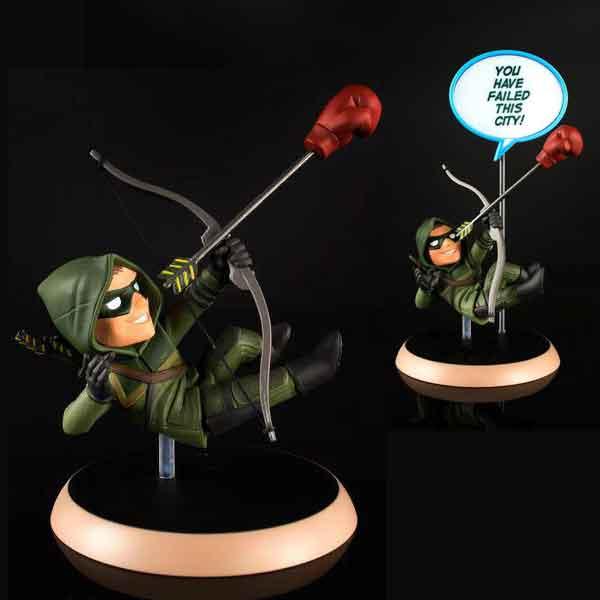 Green Arrow Q-Figure 10 cm