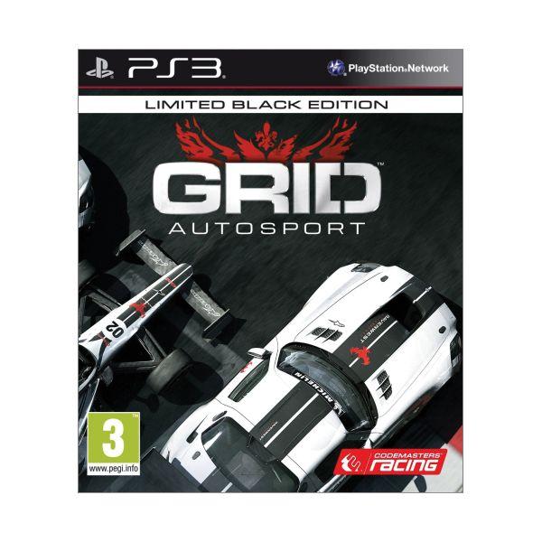 GRID Autosport (Limited Black Edition) PS3