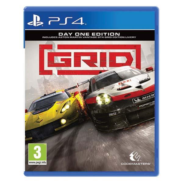 GRID[PS4]-BAZAR (použité zboží)