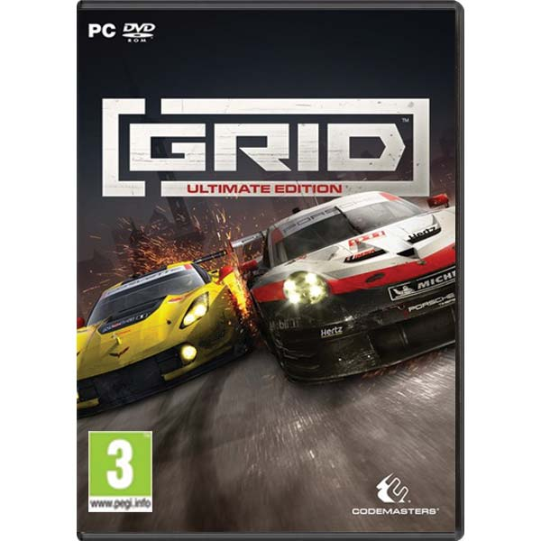 GRID (Ultimate Edition) PC