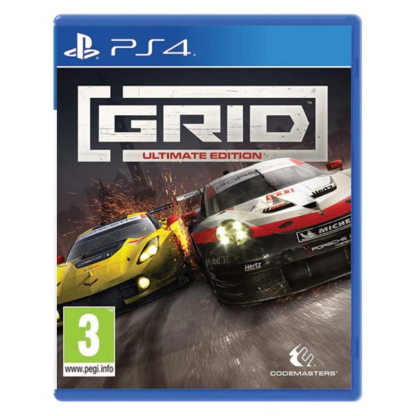 GRID (Ultimate Edition) PS4