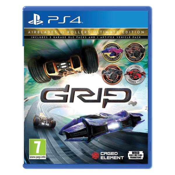 Grip: Airblades vs Rollers (Ultimate Edition) PS4