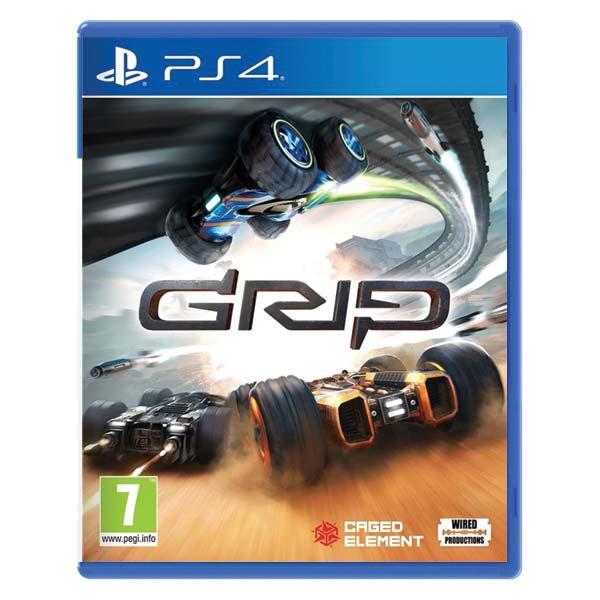 Levně Grip PS4