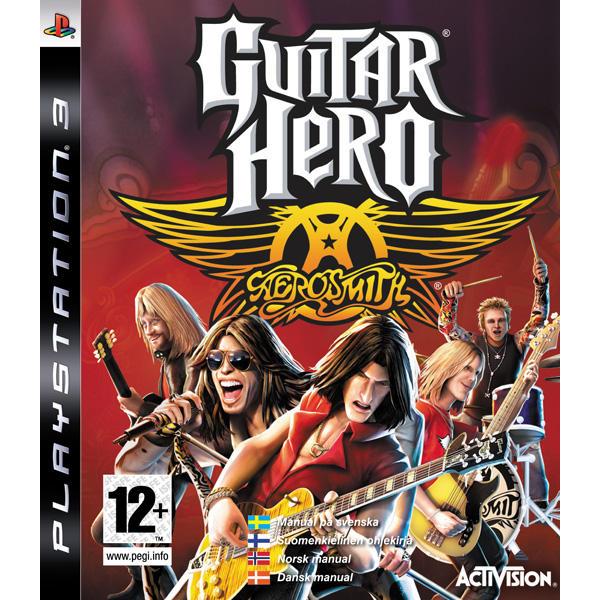 Guitar Hero: Aerosmith PS3