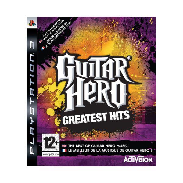Guitar Hero Greatest Hits PS3