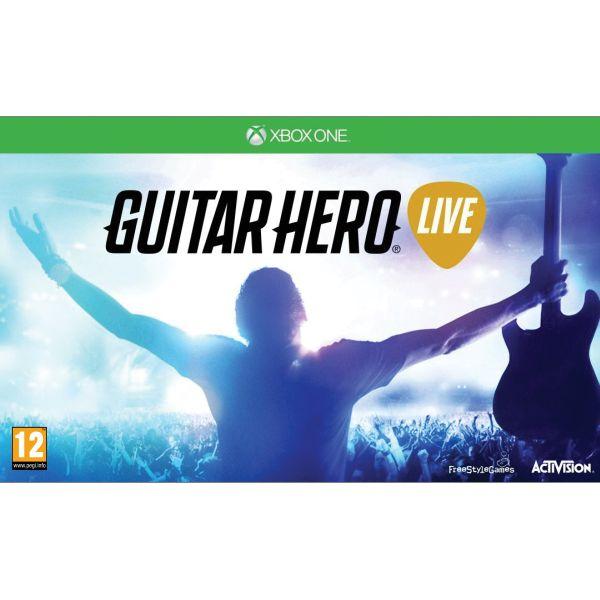 Guitar Hero Live + kytara XBOX ONE