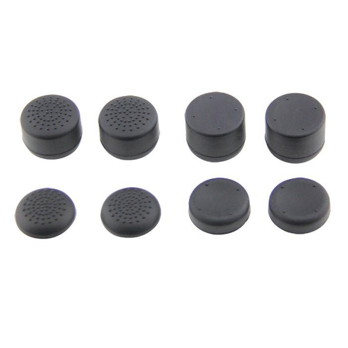 Gumové návleky na tlačítka pro gamepad, set 4 velikostí