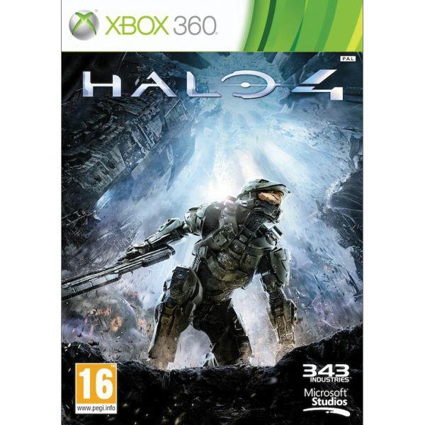 Halo 4-XBOX 360-BAZAR (použité zboží)