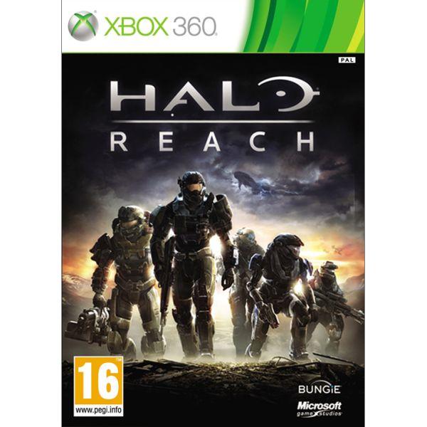 Halo: Reach-XBOX360-BAZAR (použité zboží)