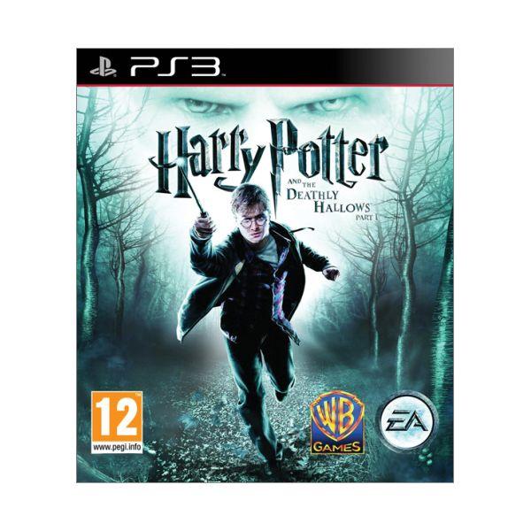 Harry Potter a Relikvie smrti: 1. část PS3