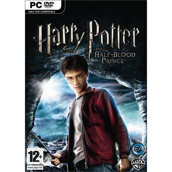Harry Potter a Princ dvojí krve EN