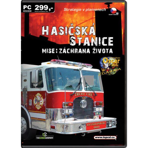 Hasičská Stanice Mise: Záchrana života CZ PC
