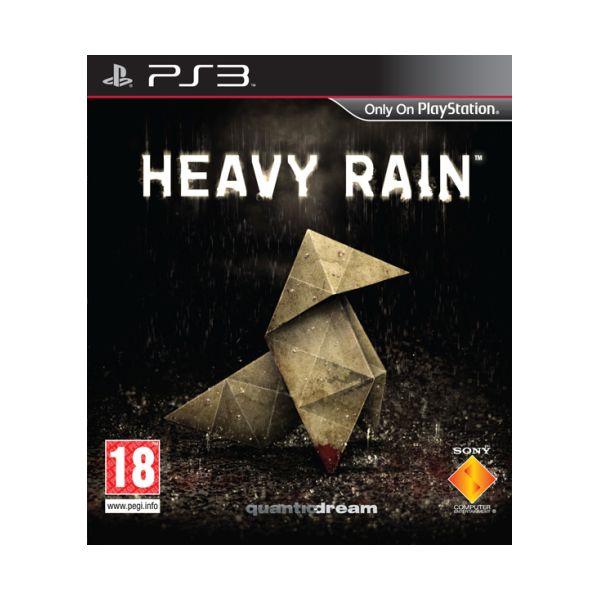 Heavy Rain[PS3]-BAZAR (použité zboží)