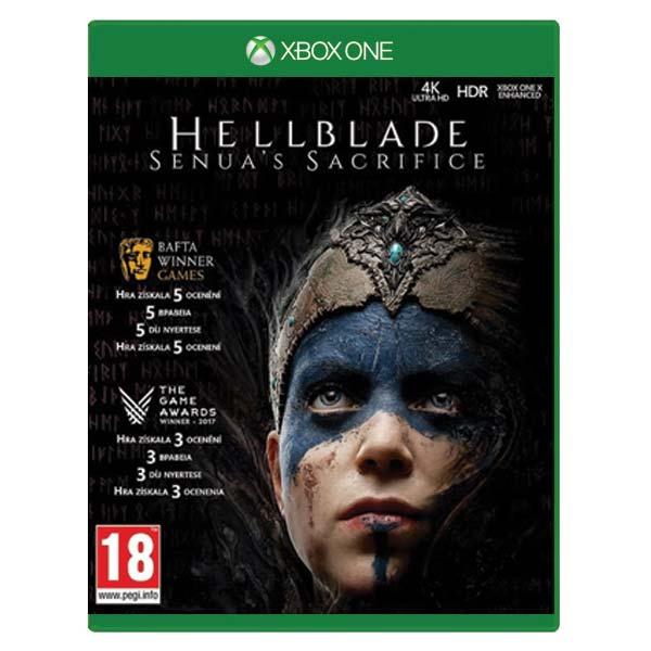 Hellblade: senu 's Sacrifice