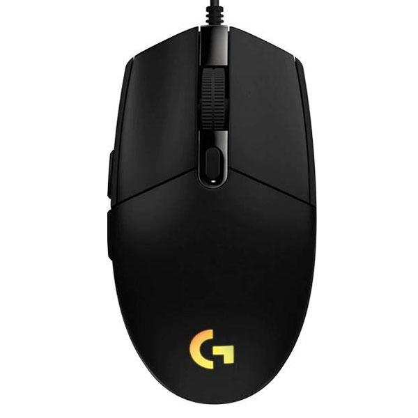 Herní myš Logitech G102 Lightsync Gaming Mouse, černá