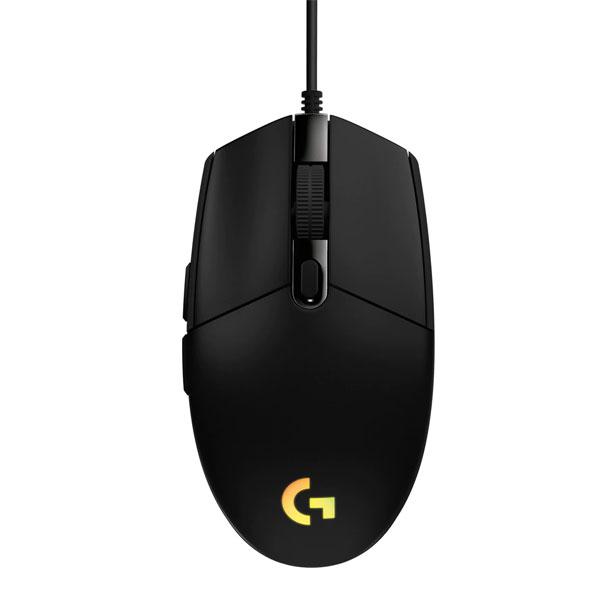 Herní myš Logitech G203 Lightsync, black